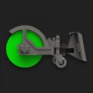 Щетки с механическим поворотом