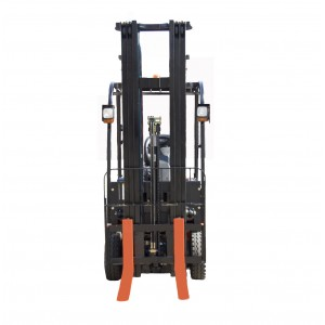 HELI Погрузчик электрический CPD15-G (4-х опорный) 1,5 тонны