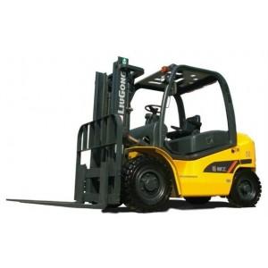 LIUGONG Погрузчик дизельный CLG2050H 5,0 тонн