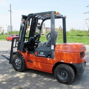 GOODSENSE Погрузчик дизельный G-Series FD-30 3 тонны