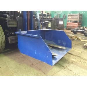Ковш с механическим приводом