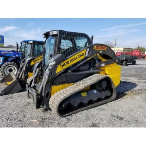 МИНИ-ПОГРУЗЧИК NEW HOLLAND C232 (ГУСЕНИЧНЫЙ)