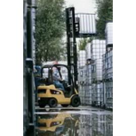Вилочный автопогрузчик CAT© GP 15 NT (1,5 тонн). Газ-бензин